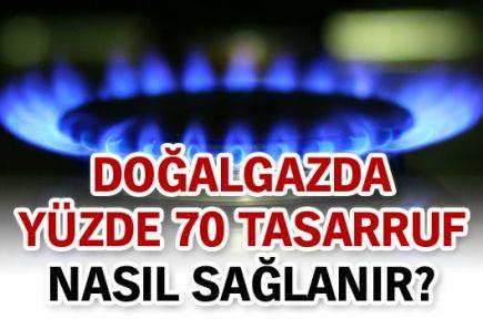 doğalgaz fatura azaltma yöntemleri