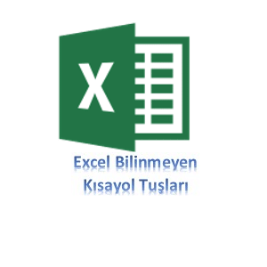 Excel Bilinmesi Gereken Kısayol Tuşları