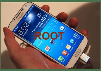 Galaxy S4 I9500 Root Yapma