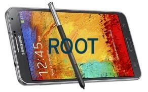Android 5.0 Lollipop Galaxy Note 3 (SM-N900) Root Yetkisi