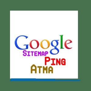 Google Sitemap Ping Atma