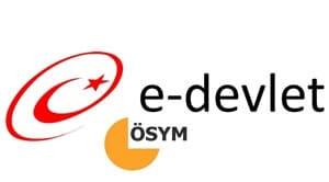 E-Devlet ile ÖSYM İşlemleri ÖSYM İşlemleri Artık E-Devlette