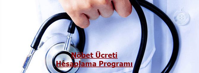 Sağlık Bakanlığı Nöbet Ücreti Hesaplama Programı