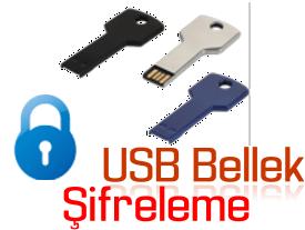 USB Flash Bellek Şifreleme Nasıl Yapılır?