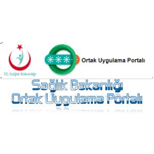E-Devlet Sağlık Bakanlığı Ortak Uygulama Portalı Girişi