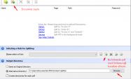 A-PDF Content Splitter ile Pdf İçeriğe Göre Bölme